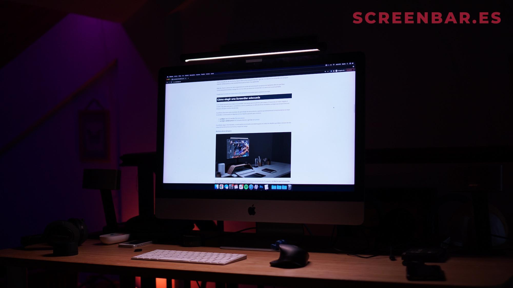 review Xiaomi Mi Computer Monitor Light Bar